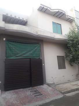 5 marla house in rachna town near fish farm satyana road