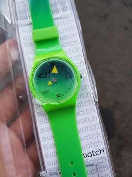 Swatch standar gent 24hours green 07