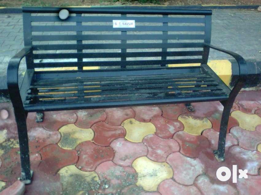 Garden Bench 0