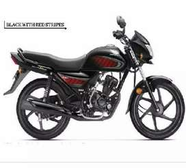 Honda dream neo black red color very urgent selling