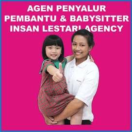 Jasa Penyalur PRT/ART, BabySitter, Perawat Lansia, dll