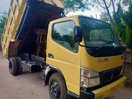 Dp 35 jt - Mitsubishi Super HD Dump truk 2012