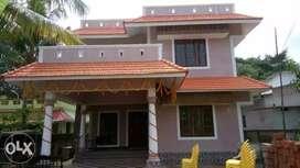7 cents  land  3 BHK  Villa  in  Alappuzha.