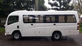 Isuzu elf mikrobus 2018