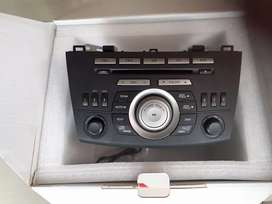 Tape cd /head unit mazda 3 original