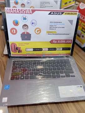 Laptop asus A416MA bisa kredit tanpa jaminan gratis admin