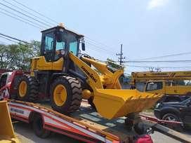 Jual wheel loader sonking yunnei engine power 76kw murah