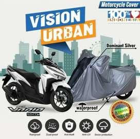 Bodycover motor urban PVC bahan tebal waterproof