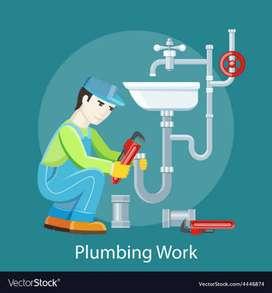 Plumber  And  R.O work