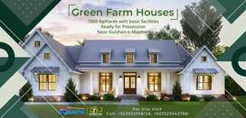 Farmhouse n Agricultural Land for Sale on Installments