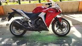 CBR 250R ABS 1st owner