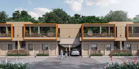 1BHK Row House in just 11.91 lacs at Jahangirpura Olpad Road