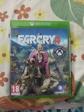 Fry Cry 4 On X Box One