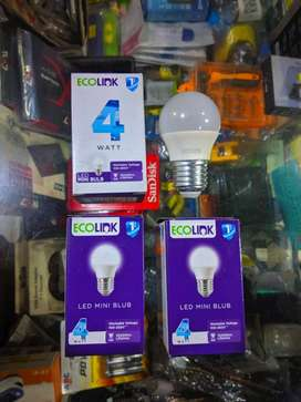 Lampu led Ecolink 4w by philips