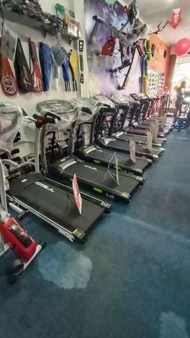 Treadmill n Sepeda Statis
