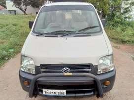Maruti Suzuki Wagon R Duo LXi LPG, 2005, Petrol