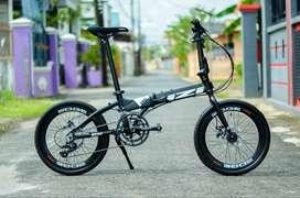 Jual Sepeda Lipat IZI Q5