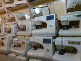 all Japanese sewing machine