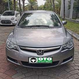 [DP31JT] All New Civic 1.8 A/T 2008 Antik low km bs kredit