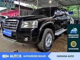 [OLX Autos] Ford Everest 2008 2.5 XLT Solar M/T Hitam #Farhana Auto