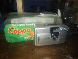 Kamera Pocket Analog Fuji Film Coppa