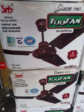 New Toofan fan