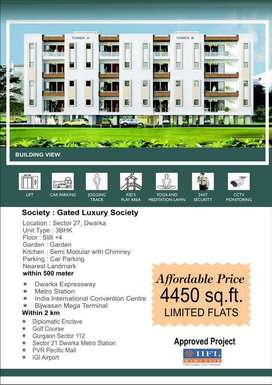 Ready To Move 2Bhk In Dwarka