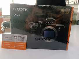 SONY À7III ONLY BODY SONY OFFICIAL PINPACK SEALD