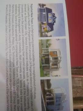 Premium Corner PLOTS available in Rajarhat Sriniketan Housing complex