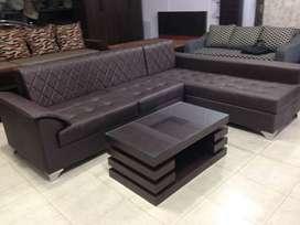 Armami L Shaped Sofa By Iris Furniture.