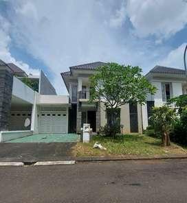 Disewakan Rumah Mewah Cluster Sutera Alba, Renata Alam Sutera