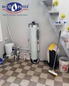 filter air  sumur pdam