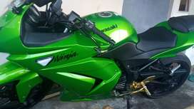 Ninja 250 old motor mulus terawat