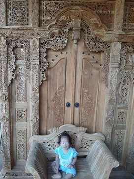 cuci gudang pintu gebyok gapuro jendela rumah masjid musholla isnawati