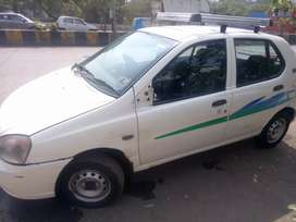 Tata Indica CNG company fitted