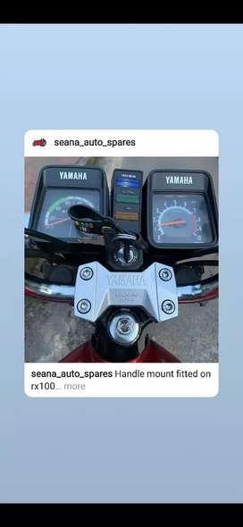 Yamaha rx series handle mount