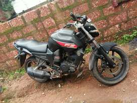 Fz second owner for sale with good condition