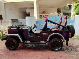 Open jeep for sale