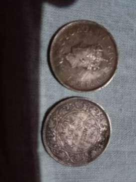 One quarter Anna india,