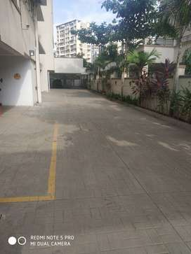 Lake as well as Garden Facing 3 BHK flat for rent