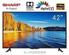 Jual TV SHARP 42in
