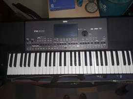 Korg PA 600 keyboard in supper condition fix rate 55,000