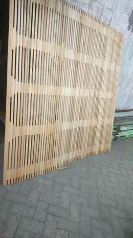 Jual banyak tirai bambu untuk hujan
