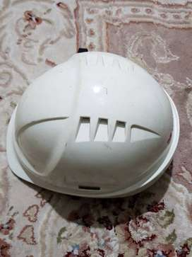 Singaporean made heavy duty helmet