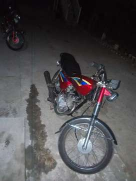 Honda 125 Lahore registration 2004 model