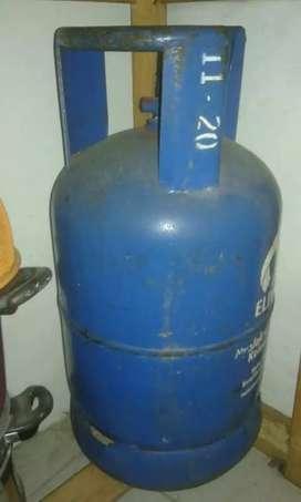 Tabung gas LPG 12 kg kosong