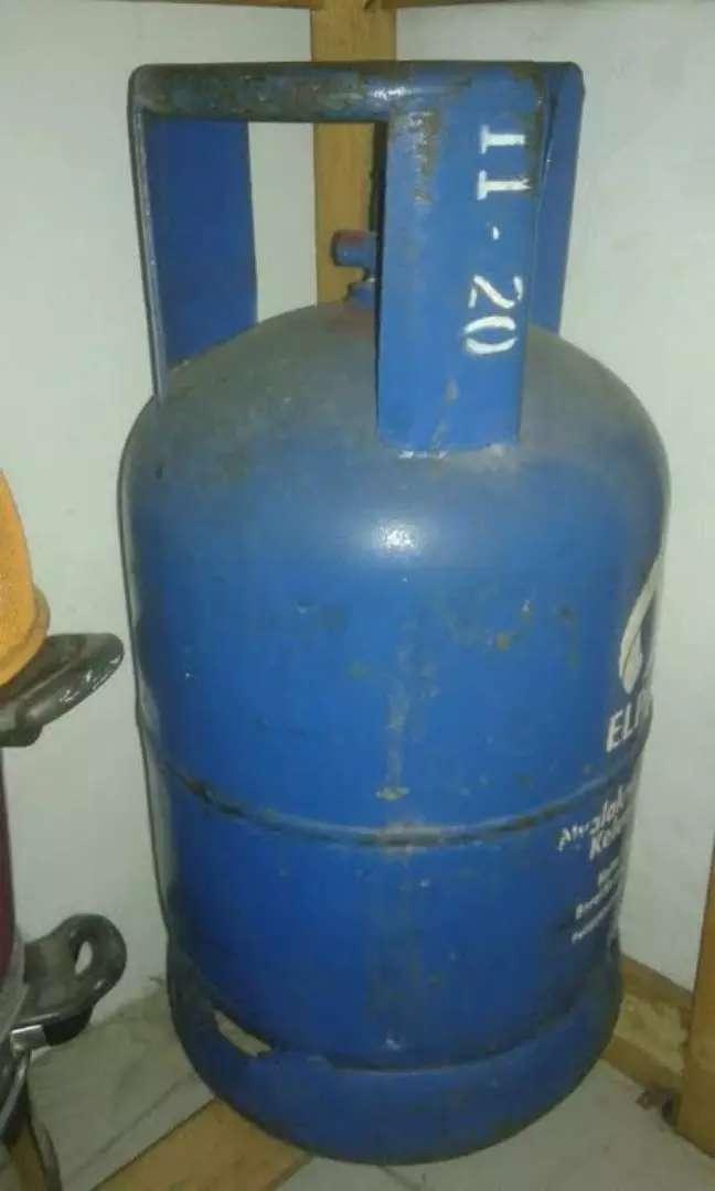 Tabung gas LPG 12 kg kosong 0