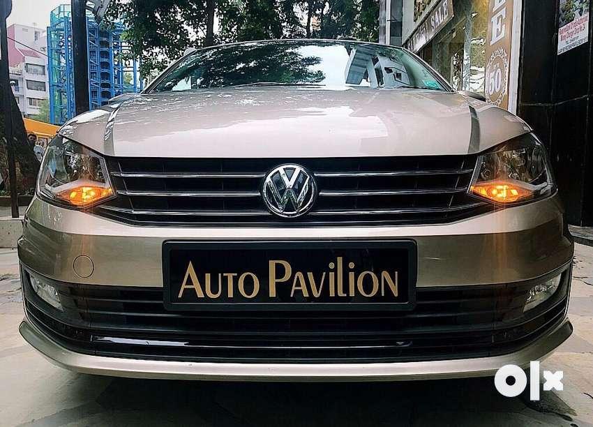 Volkswagen Vento Comfortline Diesel AT, 2017, Diesel 0
