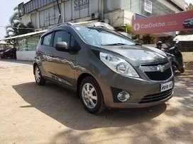 Chevrolet Beat LT Opt Petrol, 2013, Petrol