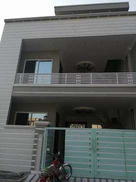 Double Story Brand New House For Sale Ghori Town